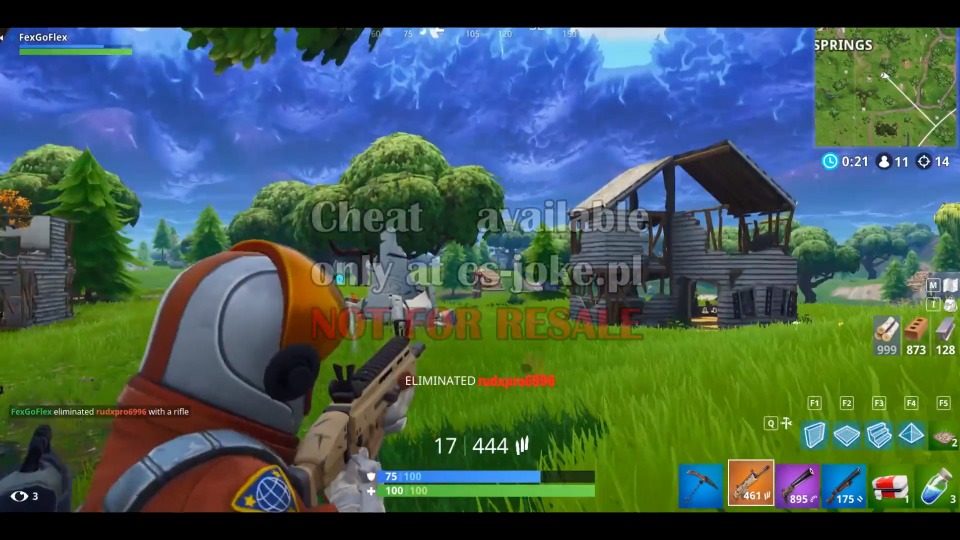 Fortnite Hack Aimbot Esp Updated 04 03 2019 -
